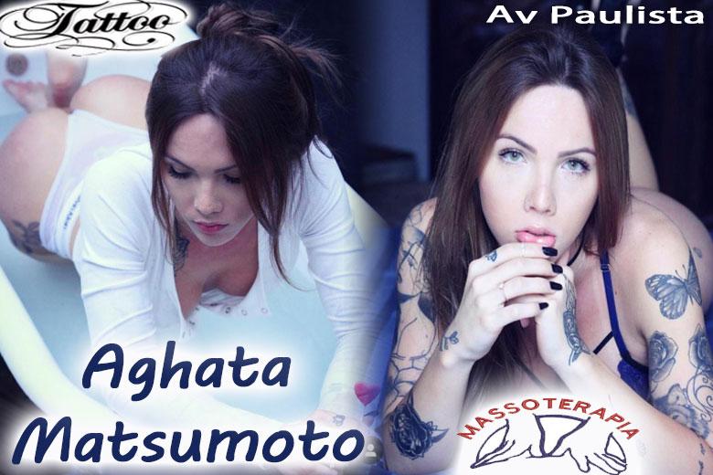 Aghata Matsumoto - Acompanhante Travesti São Paulo