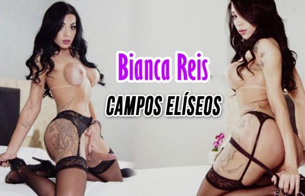 Bianca Reis - Acompanhante Travesti São Paulo