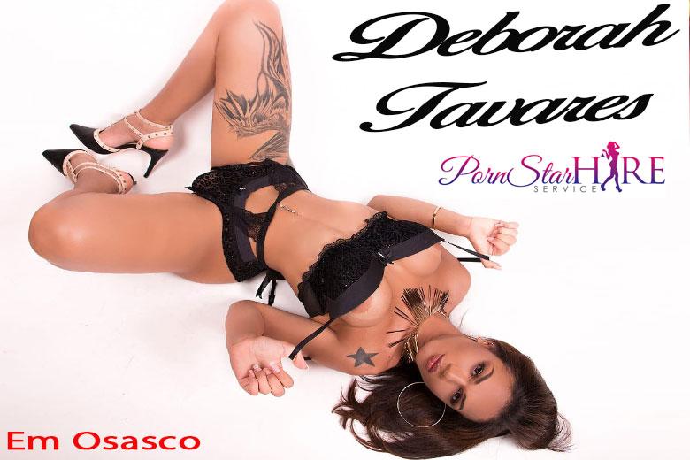 Deborah Tavares - Acompanhante Travesti São Paulo