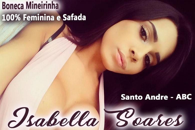 Isabella Soares - Acompanhante travesti são paulo