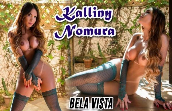 Kalliny Nomura - Acompanhante Travesti São Paulo