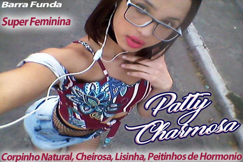 Patty Charmosa - Acompanhante Travesti São paulo