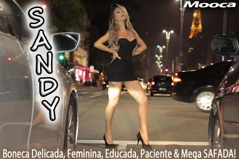 Sandy - Acompanhante travesti são paulo