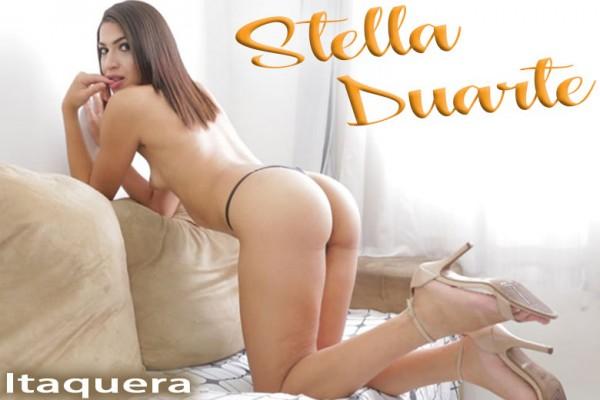 Stella Duarte - Acompanhante Travesti São Paulo