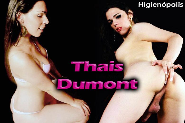 Thais Dummont - Acompanhante travesti são paulo