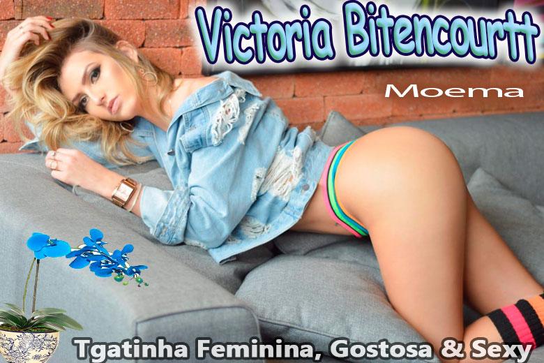 Victoria Bitencourtt - Acompanhante travesti são paulo